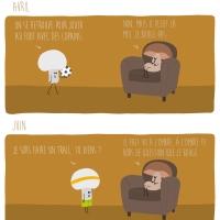 Le cycle de la flemme